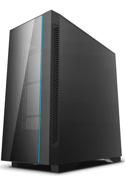 Deep Cool MATREXX55 V3 E-Atx / Atx / Mikro Atx / Mini-Itx Siyah Kasa 1xusb 3.0, 2xusb 2.0, 1xaudio, 1xmic,RGB Düğmesi Pcı/agp 370 mm