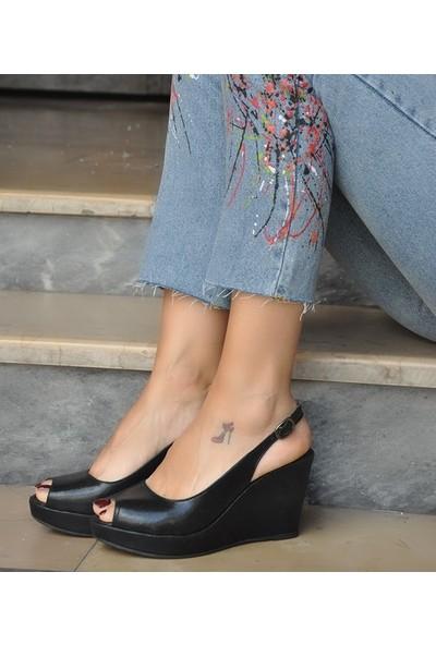 Topukla 402 Feta Abiye Ayakkabı 15P