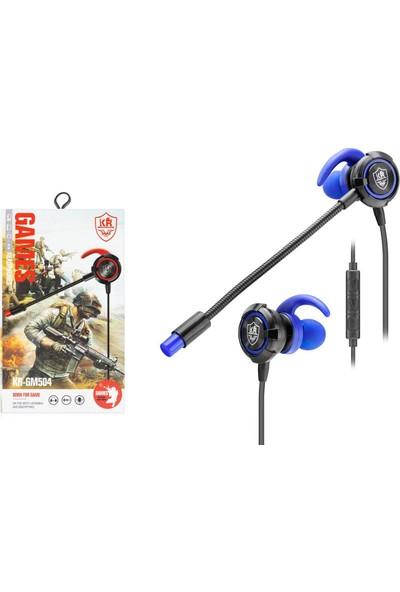 Subzero KR-GM504 Mikrofonlu Kırmızı Oyuncu Kulaklığı