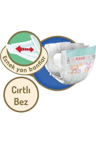 Kanz Bebek Bezi 1 Numara Yenidoğan 3 x 80'li