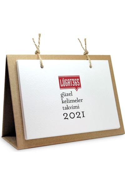 Lûgat365 2021 Güzel Kelimeler Takvimi