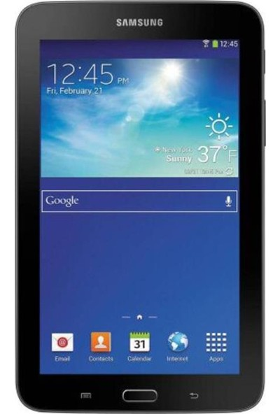 "Samsung Galaxy Tab 3 Lite T116 8GB 7"" 3G Siyah Tablet"