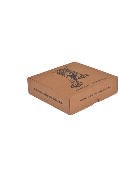 Anatolia Materials Pla Plus Filament 1.75 mm 1 kg Siyah