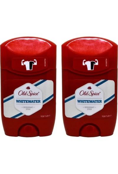 Old Spıce Stick Deodorant Whitewater 50 ml x 2 Adet