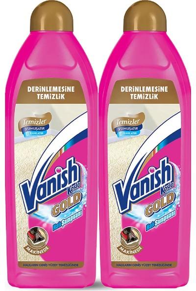 Vanish Kosla Halı Şampuanı Makine Yıkama 2'Li Paket (2 x850 Ml)