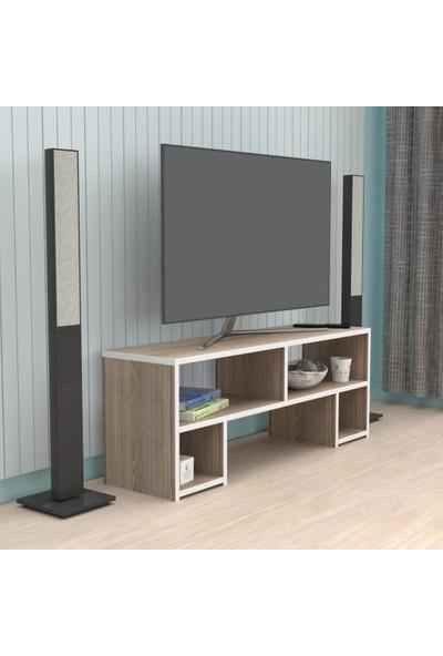 Kenzlife Televizyon Sehpası Abudabi Crd 040*120*30 Tv Ünitesi
