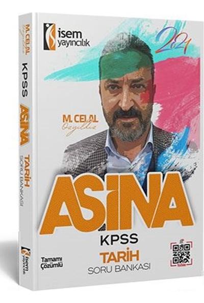 Isem Yayıncılık KPSS Aşina Tarih Tamamı Çözümlü Soru Bankası