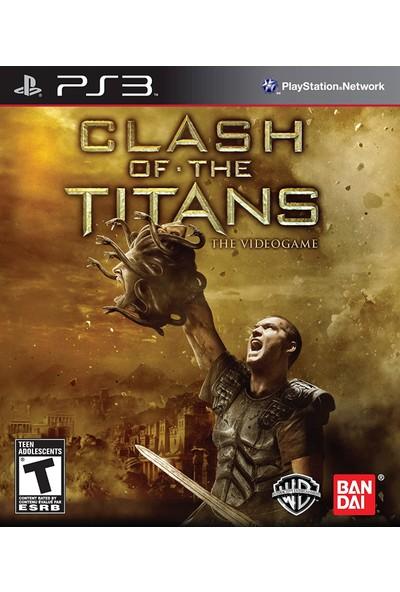Clash Of The Titans PS3 Oyunu