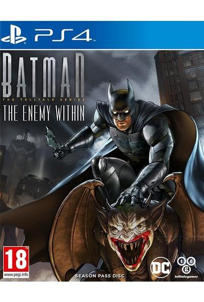 Batman The Enemy Within - PS4 Oyunu