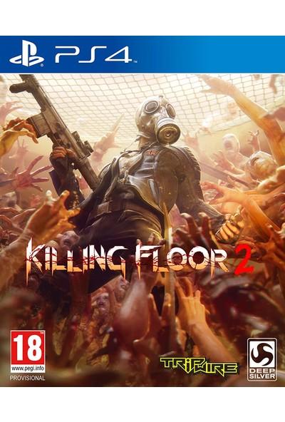 Killing Floor 2 PS4 Oyun