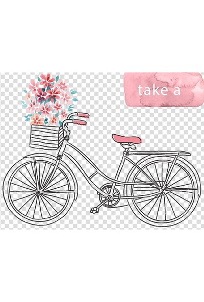Bade Tasarım Atölyesi Punch Başlangıç Seti Bisiklet