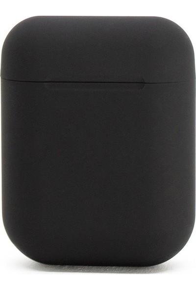 Appex Inpods 12 Renkli Bluetooth Kulaklık Siyah