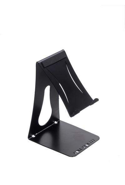 Voll Vıolett Telefon Tutucu Standı Desteği - Siyah