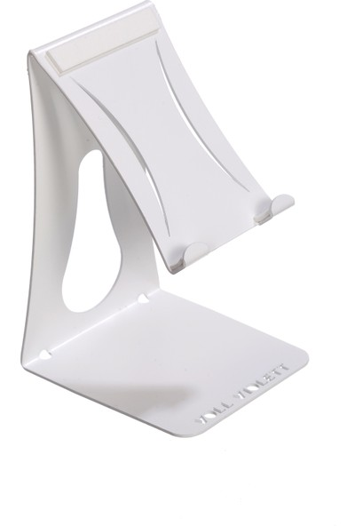 Voll Vıolett Telefon Tutucu Standı Desteği - Beyaz