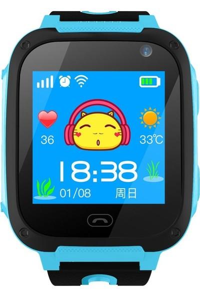 Sezy Alcatec Gps Kameralı Akıllı Çocuk Saat