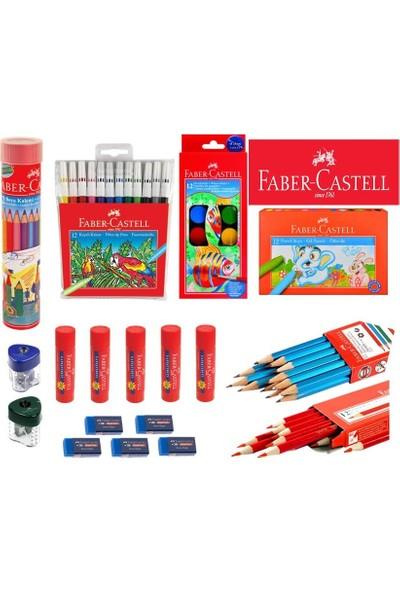 Faber-Castell 666 Okul Öğrenci Boya Seti