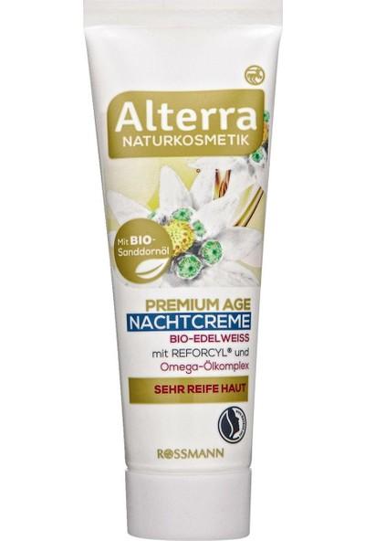 Alterra Premium Age Gece Kremi 50 ml