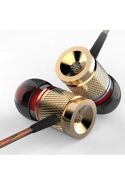 Ally Plextone Dx2 3.5 mm Metal Kablolu Stereo Kulak İçi Oyuncu Kulaklık