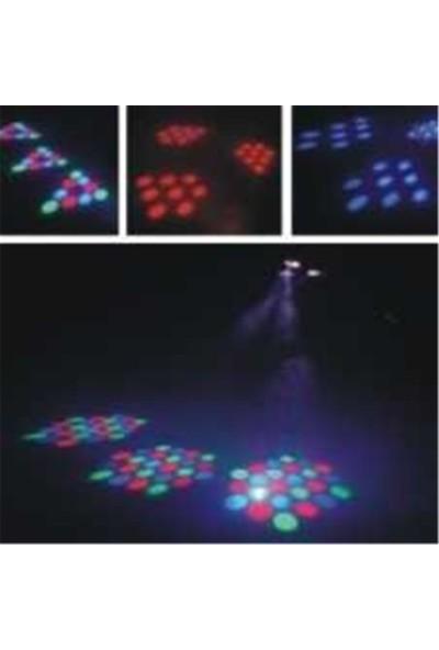 Eclips Prisma 3 Aynalı Gobolu LED Efekt Işık Sistemi