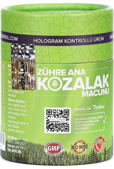 Zühre Ana Kozalak Macunu 240 ml x 2'li