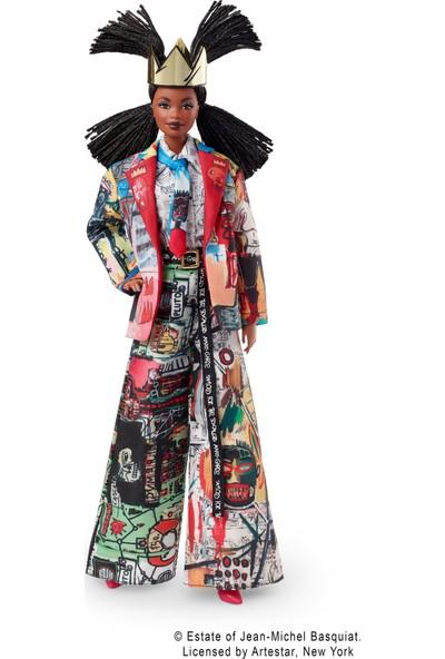 Barbie Koleksiyon Jean Michel Basquiat Bebeği Ght53
