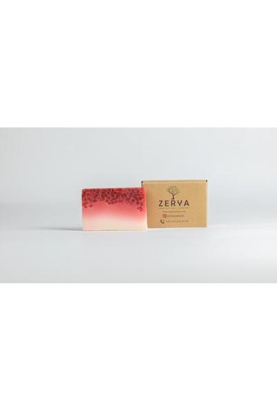 Zerya Hibiskus & Keçi Sütü Sabunu 135 gr