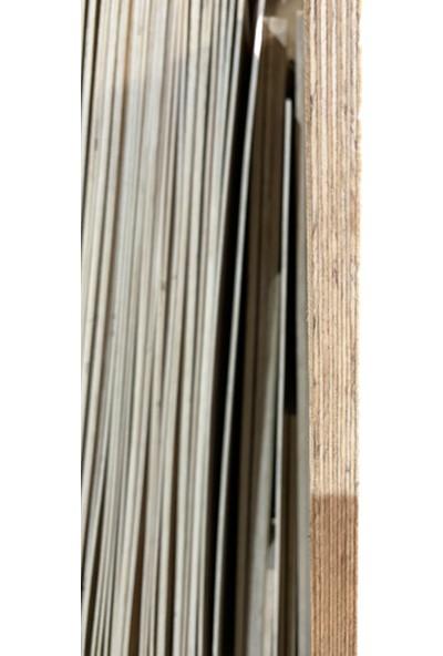Şişmanoğulları Kontraplak-Beton Kontrası-Su Kontrası 170x1,5x220cm