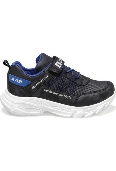Flash Lacivert Erkek Çocuk Yürüyüş Ayakkabısı