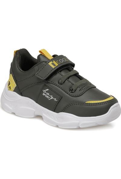 Tag Haki Erkek Çocuk Yürüyüş Ayakkabısı