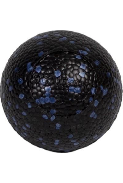 Actifoam Lacrosse Massage Ball Masaj Topu Siyah - Orta Sert