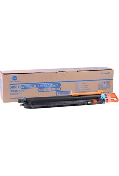 Minolta DR-512 C-M-Y Drum Ünitesi C224-C284-C364-C454-C554 (A2XN0TD)