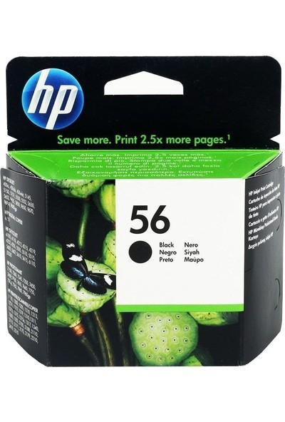 HP C6656AE (NR56) Siyah Kartuş