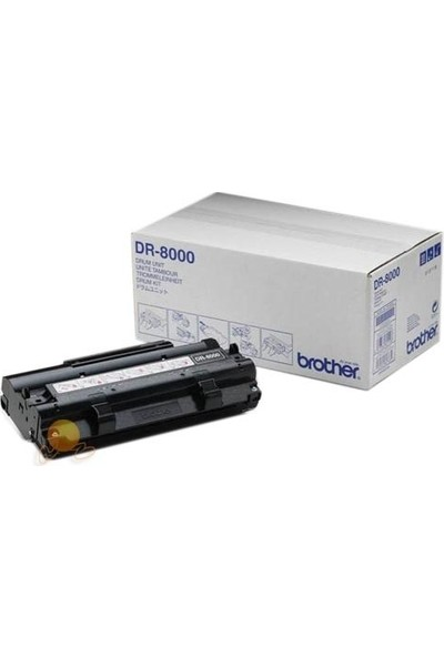 Brother DR-8000 Drum (FAX-2850,8070P,MFC-4800,MFC-9160,MFC-9180 İçin Drum)
