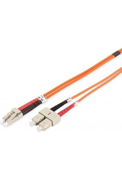Digitus DK-2533-03 Lc-Lc Fiber Optik Patch Kablo 3m