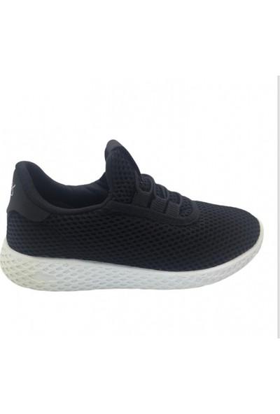 Scor-X Aqua Patik Siyah Bagcıksız Çocuk Ayakkabı