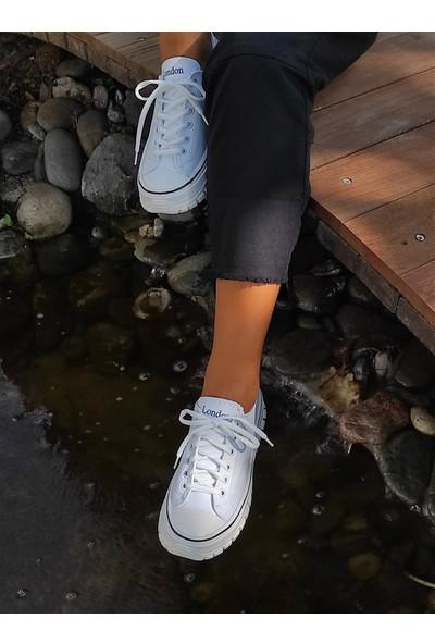 Masis Mary Beyaz Sneaker