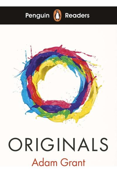 Penguin Readers Level 7: Originals - Adam Grant