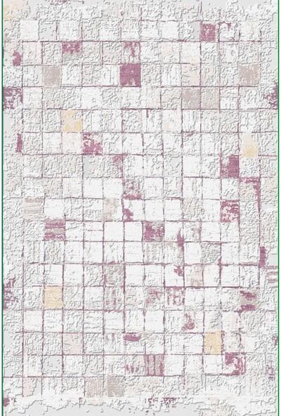 Linea Halı Linea Tuana 4135PEMBE 200 x 290 cm