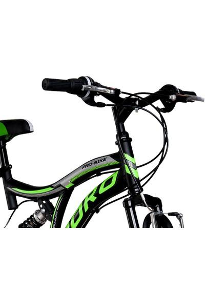 Kldoro KD-022 20 Jant Bisiklet 21 Vites Çift Amortisör Erkek Çocuk Bisikleti