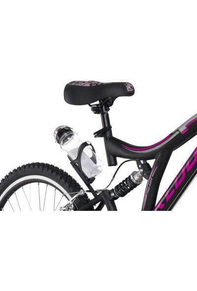Kldoro KD-032 24 Jant Bisiklet 21 Vites Çift Amortisör Kız Dağ Bisikleti