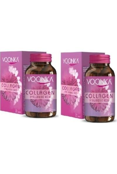 Voonka Collagen Beauty Hyaluronic Acid x 2