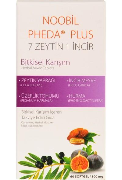 Pheda 7 Zeytin 1 Incir Plus 60 Kapsül