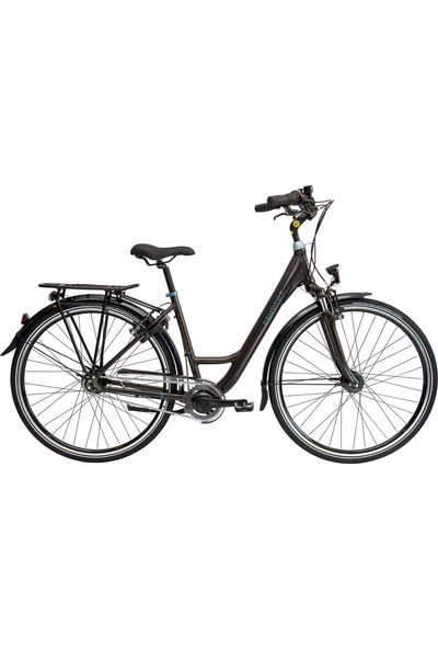 Peugeot C02 N7 Şehir Bisikleti 28 Jant 7 Vites Nexus