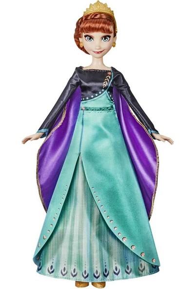Hasbro Disney Frozen 2 Şarkı Söyleyen Kraliçe Anna