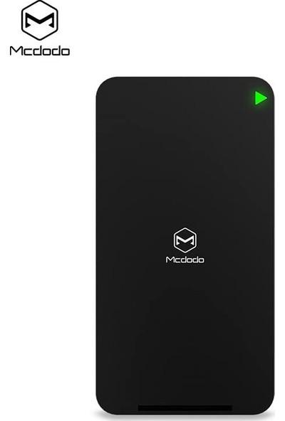 Mcdodo Qc2.0 Destekli 2A Kablosuz Şarj Cihazı Siyah CH-4813