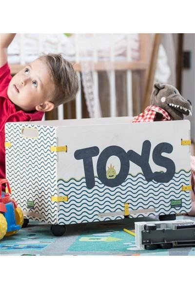 Wodiza Wavy Toybox