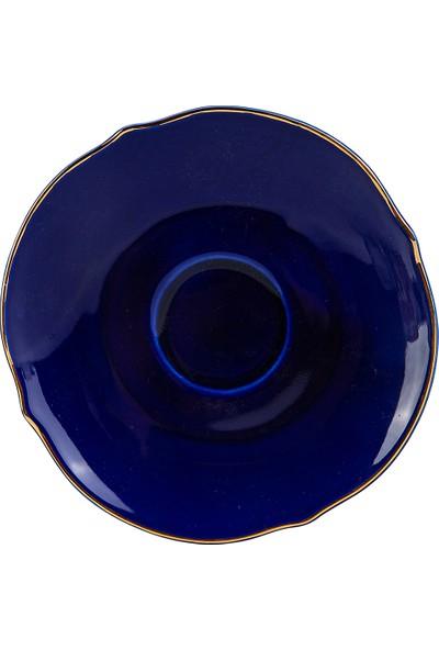Karaca Viny Mavi 2 Kişilik Kahve Fincanı