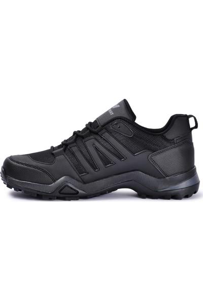 Walkway General Siyah Erkek Outdoor Ayakkabı