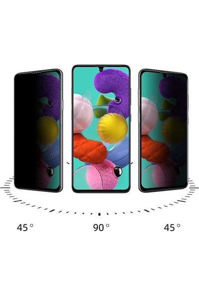 Vendas Samsung Note 9 Privacy Hayalet Nano Ekran Koruyucu