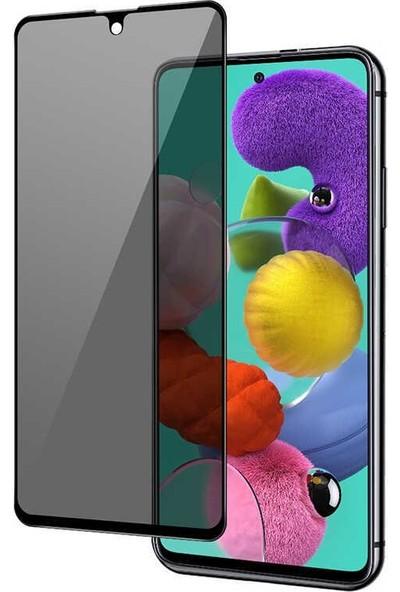Vendas Huawei P30 Lite Tam Kaplama Privacy Hayalet Ekran Koruyucu